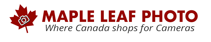 Maple Leaf Photo Logo